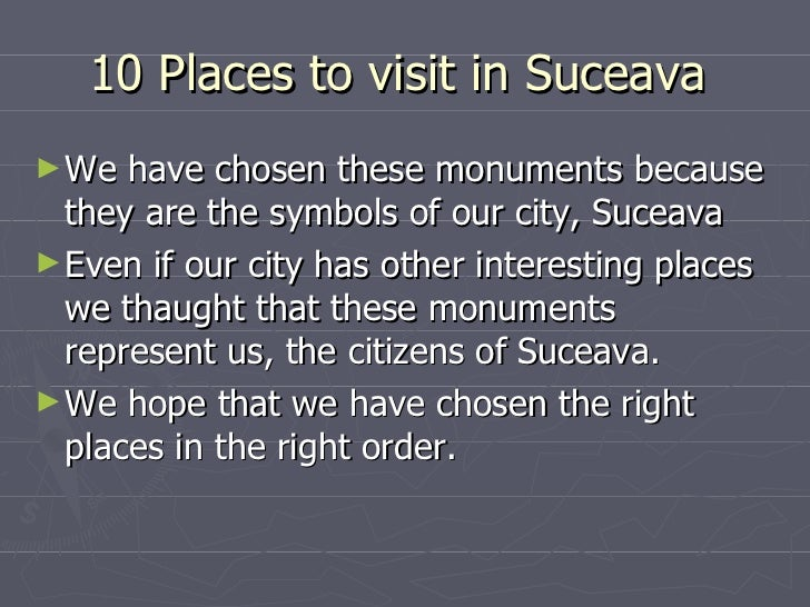 10 Places to visit in Suceava► We  have chosen these monuments because  they are the symbols of our city, Suceava► Even if...
