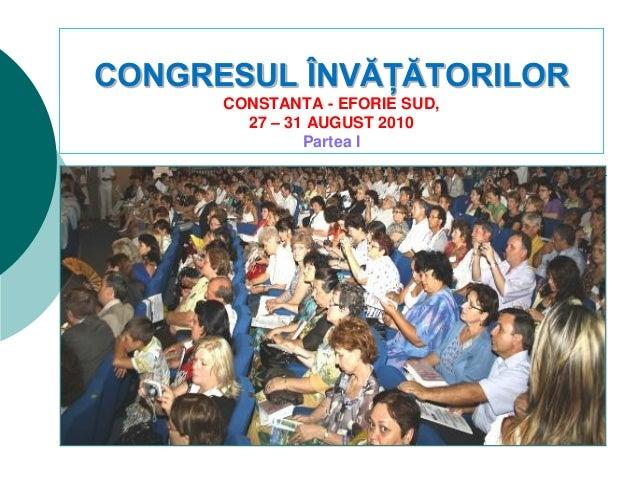 Prezentare congres agi ro aibv