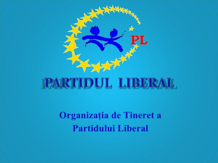 Liberal Youth Prezentation