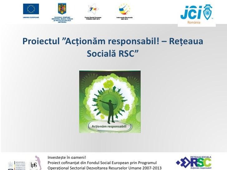 Portalul ResponsabilitateSociala.ro