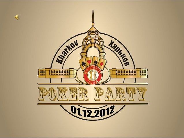 """Rotaract Poker Party"" - The help could be more fun! Anyone can help!"