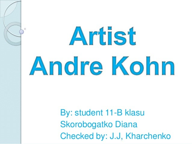 By: student 11-B klasuSkorobogatko DianaChecked by: J.J, Kharchenko