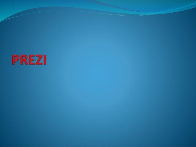 Creación.   Adam Somlai-Fischer y Peter Halacsy comenzaron a trabajar en Prezi en 2007. En 2008,  inician la compañía en ...