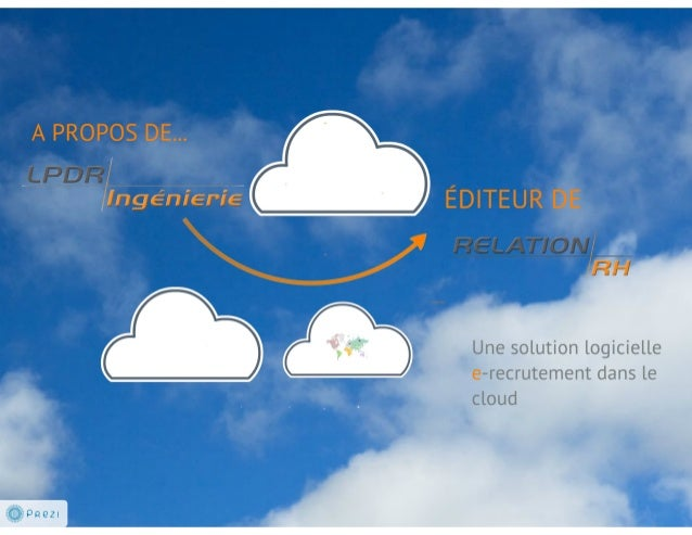Présentation de LPDR Ingénierie et de son logiciel RELATION RH