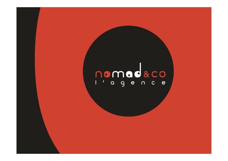 Présentation Nomad&co June 2010