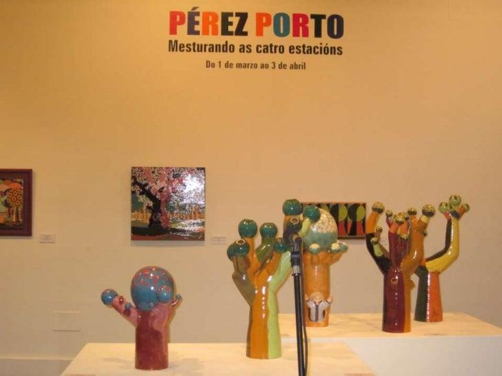 Pérez Porto: cerámica