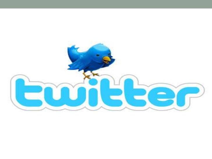 Twitter : une brève introduction
