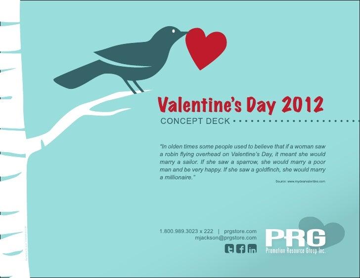 P R G  Valentine