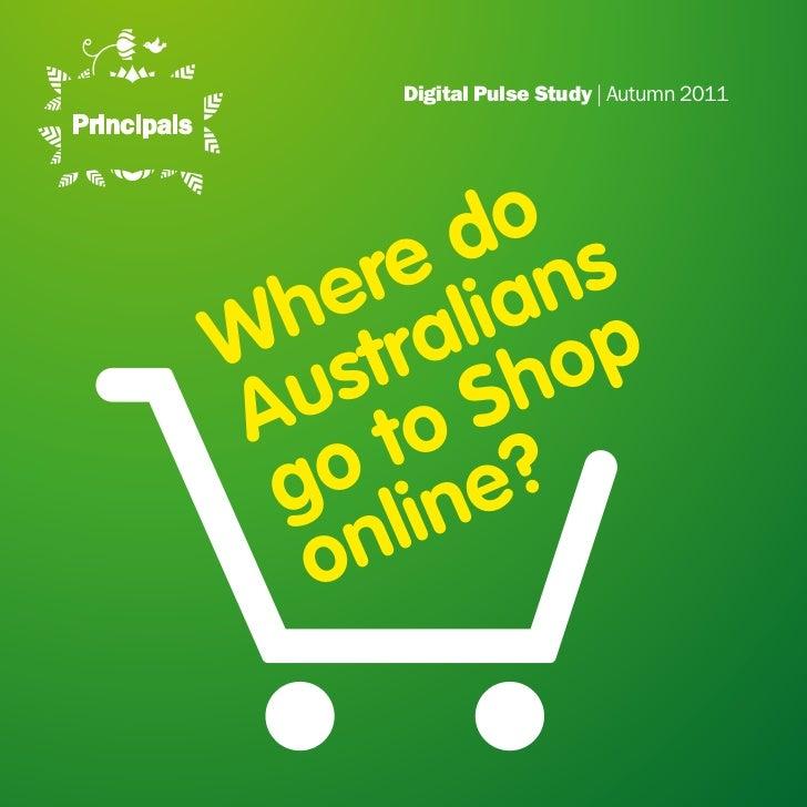 Digital Pulse Study | Autumn 2011       do s   re ian he ral pW stAu to S ho go line?  on