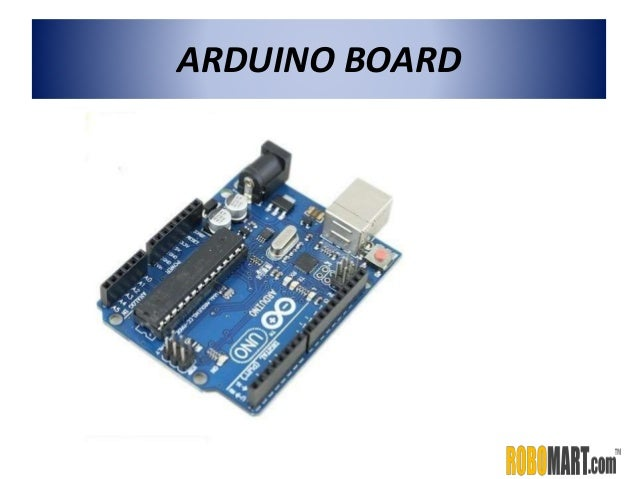 Price of arduino by robomart