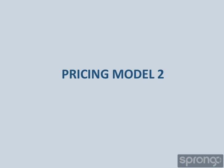 Pricing2