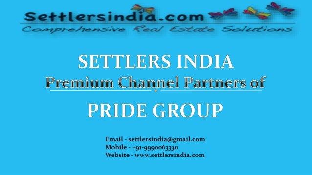 Pride Group Aashiyana Dhanori Pune - 09811022205