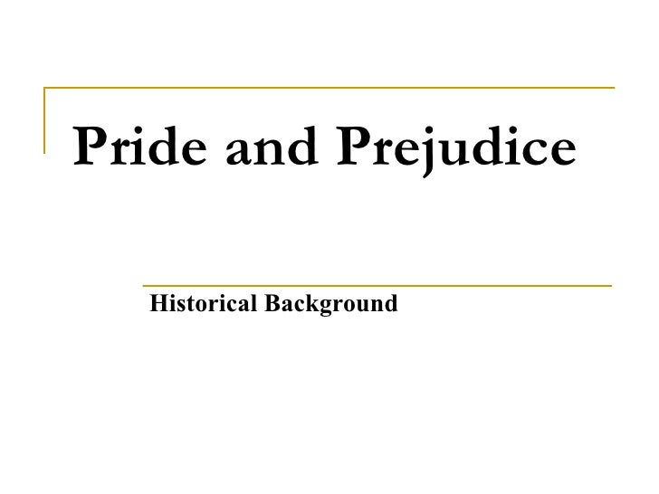 What literary effects are in Pride and Prejudice by Jane Austen?