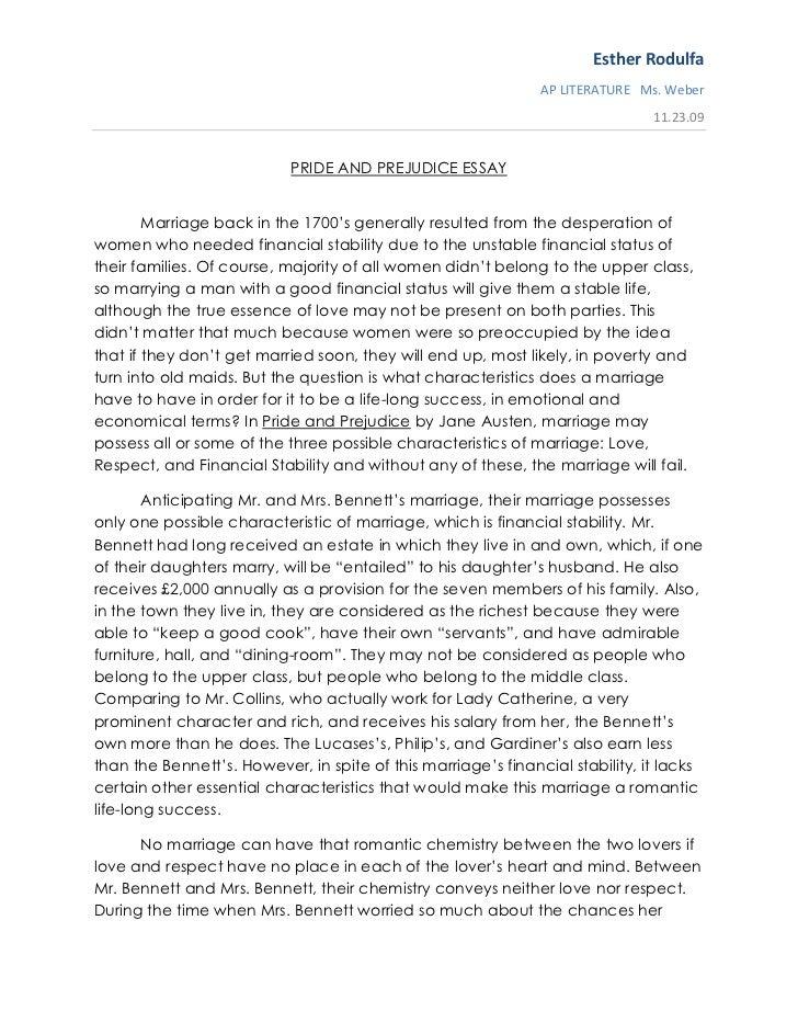 Pride and prejudice essay titles essay academic writing service