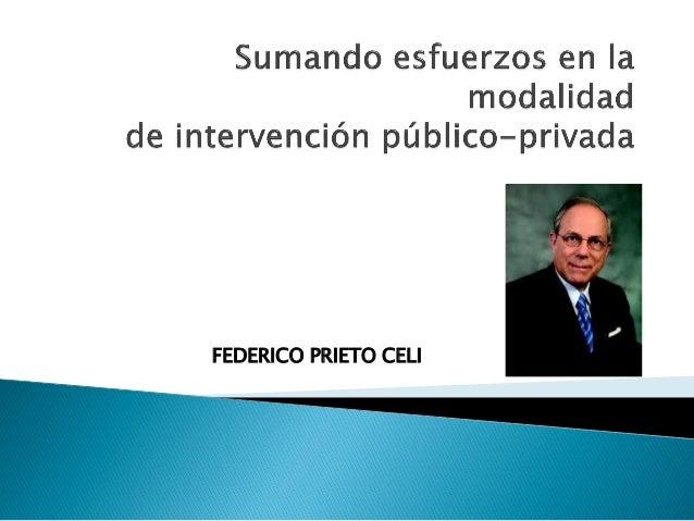 Federico Prieto - CADE por la Educación 2014