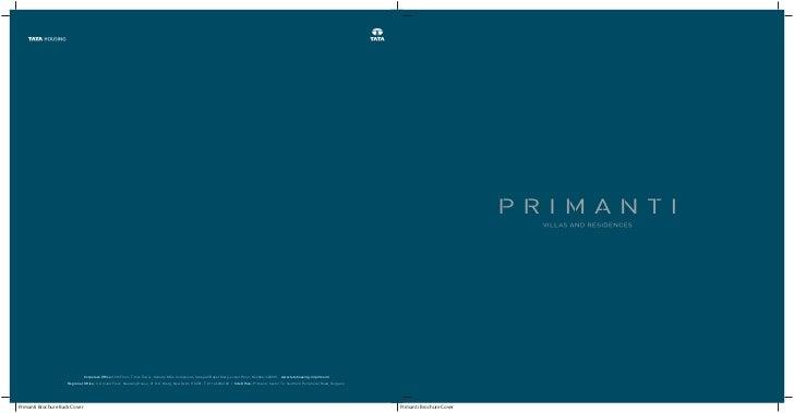 Primanti Tata Housing, call Amit@9810690078