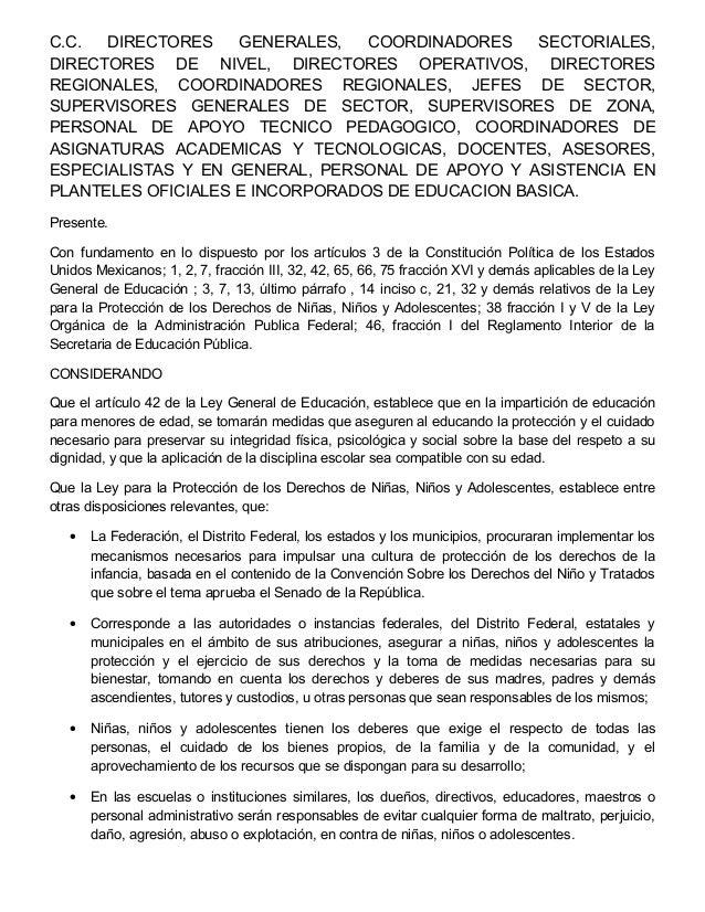 C.C. DIRECTORES GENERALES, COORDINADORES SECTORIALES, DIRECTORES DE NIVEL, DIRECTORES OPERATIVOS, DIRECTORES REGIONALES, C...
