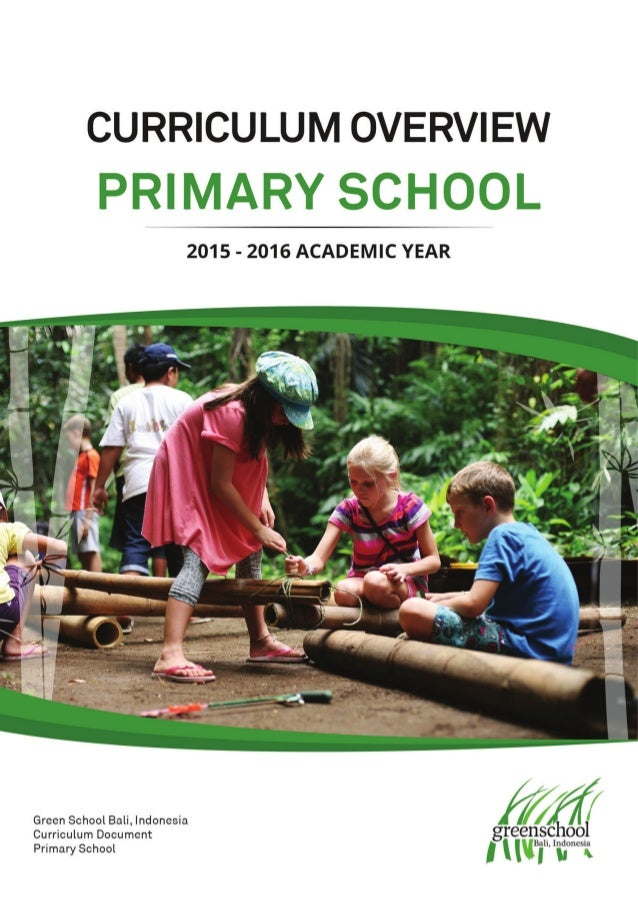 primary school cv