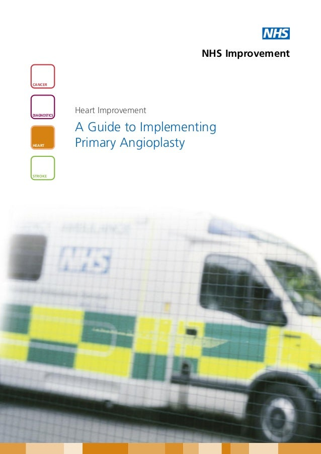NHS                                  NHS ImprovementCANCERDIAGNOSTICS              Heart Improvement              A Guide ...
