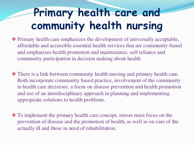sample of community health nursing problem statement Examples of problem statements from options for seniors that are affordable and community department-health-and-human-services problem statement.
