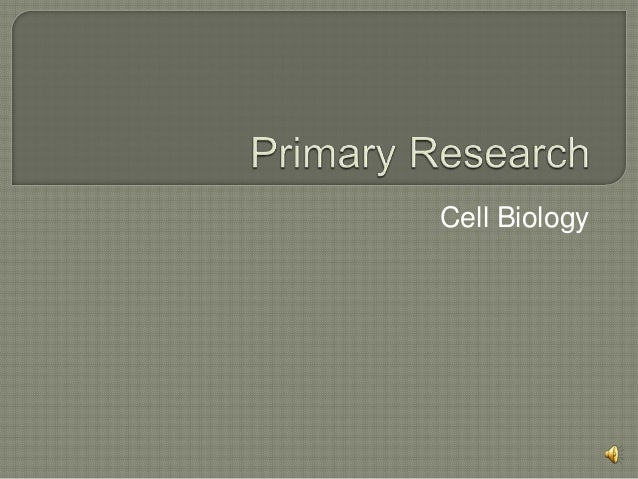 Cell Biology