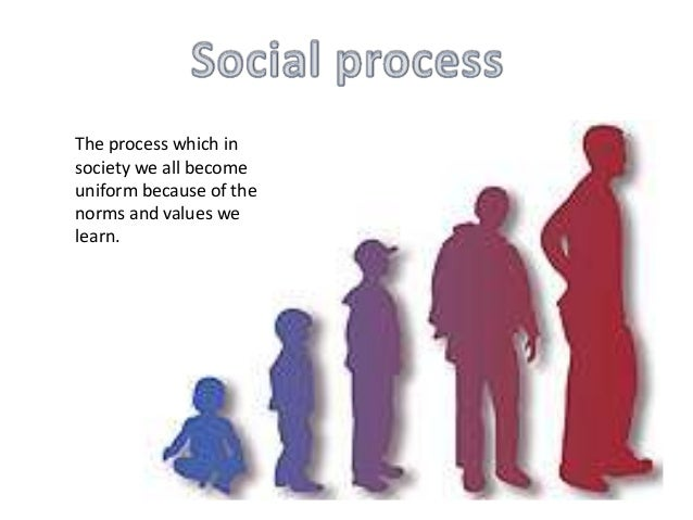 marxist view of the role of socialisation process Functionalist view on education essays marxist view of education school plays the central role in the process of secondary socialisation, taking over from.