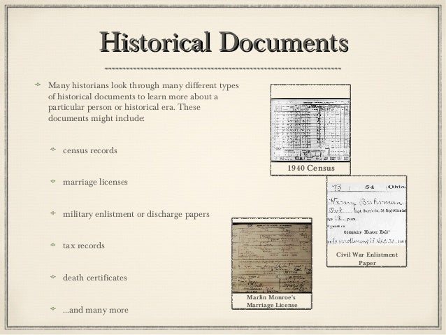 historians secondary sources when primary sources One of the more confusing distinctions for history students at every level is that between 'primary' and 'secondary' sources this page is intended to provide a clear definition of what.