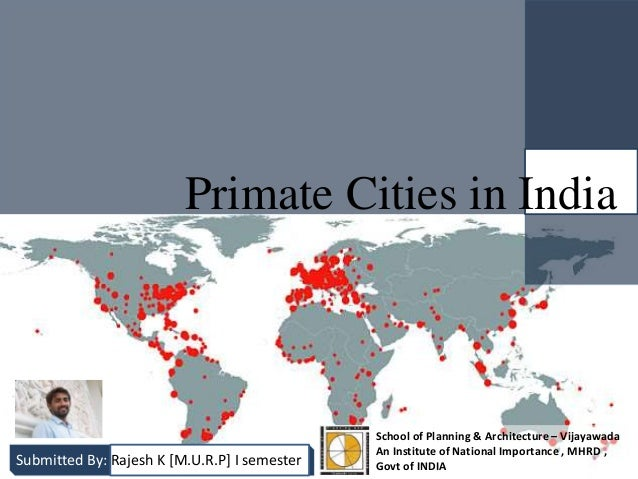 What Is A Primate City?