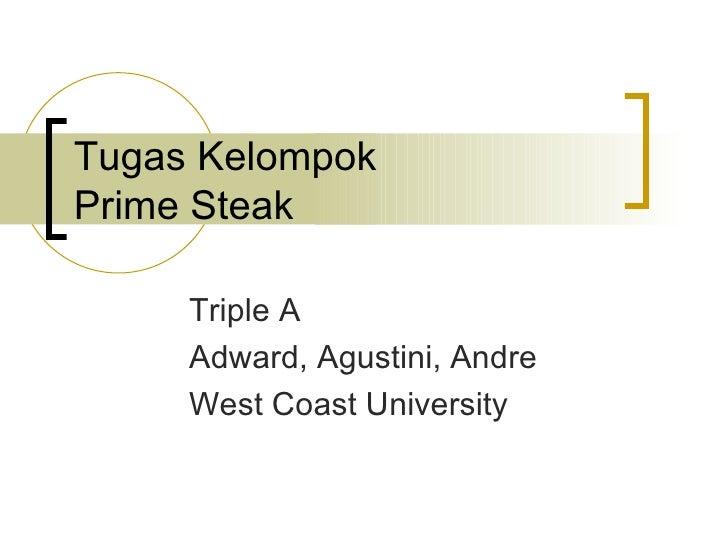 Prime Steak Case