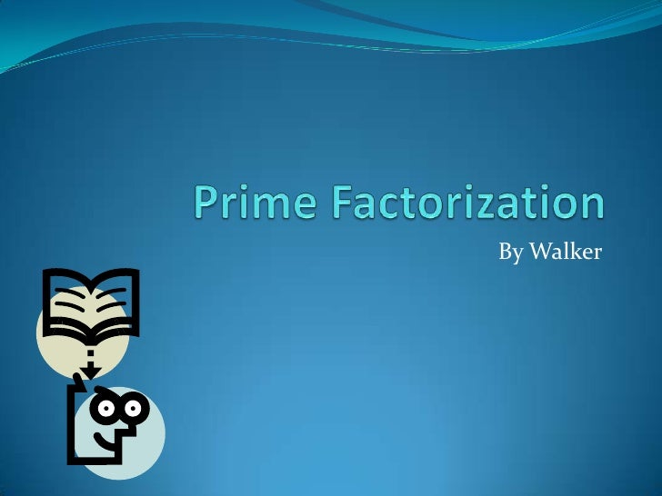Primefactorization
