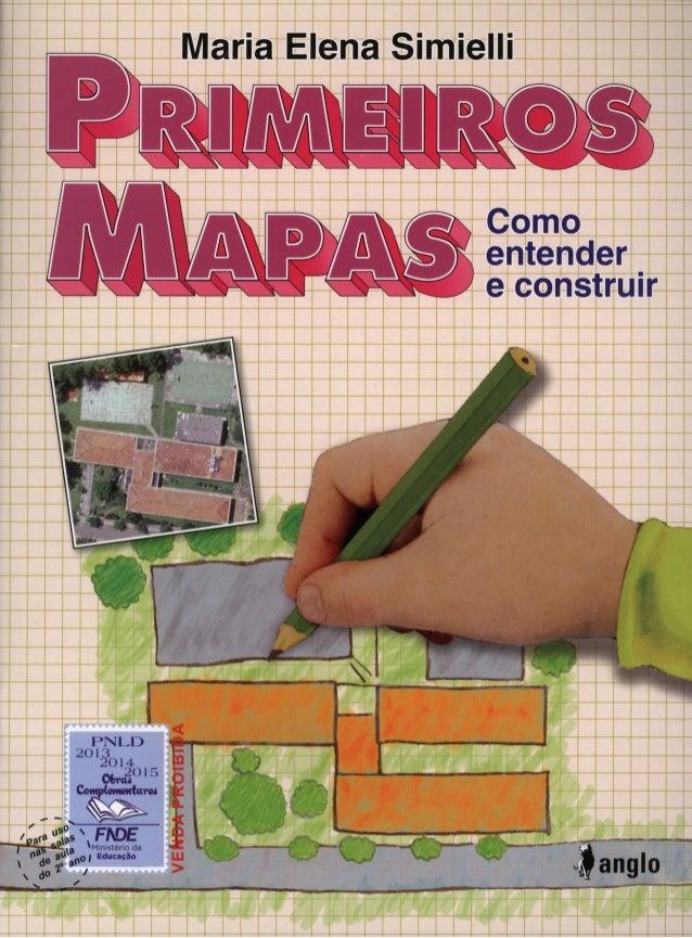 Primeiros Mapas - Como Entender e construir