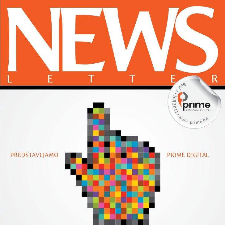Prime newsletter vol2