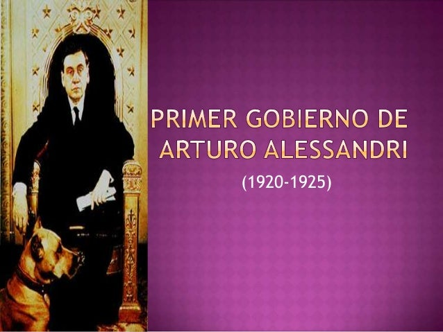 (1920-1925)