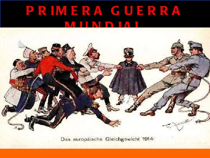 Primera guerra-mundial básica