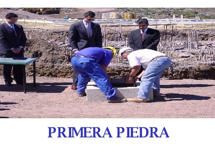 Primera Piedra