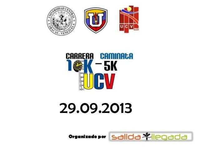 Primera carrera ucv 10 y 5km-Copa Direccion Deporte