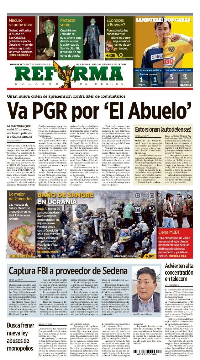 Maduro se pone duro  Protesta verde  ¿Conoces a Bowser?  Ordenó militarizar la ciudad de San Cristóbal, gobernada por la O...