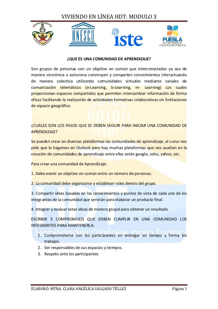 Certificación Docente HDT