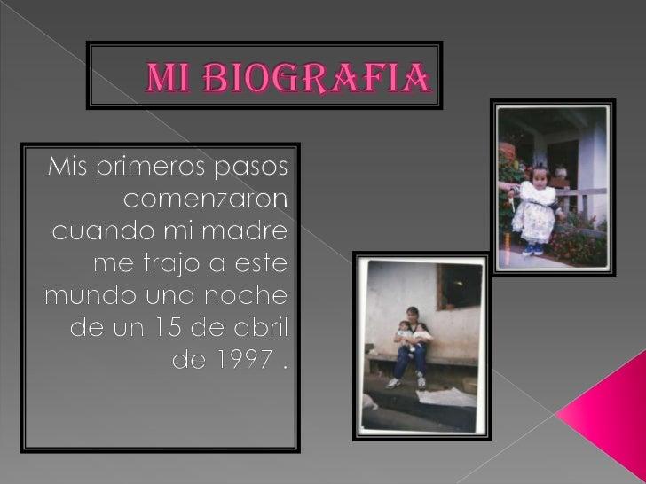 Yo naci en Guaranda  provincia de  BOLIVAR .Ahí viví con mi familia  durante 8 años .La mayor parte de mi  familia son res...