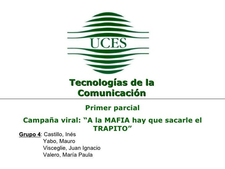 TP Viralidad -Primer parcial- Grupo 4