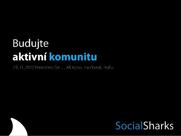 Budujte aktivní komunitu