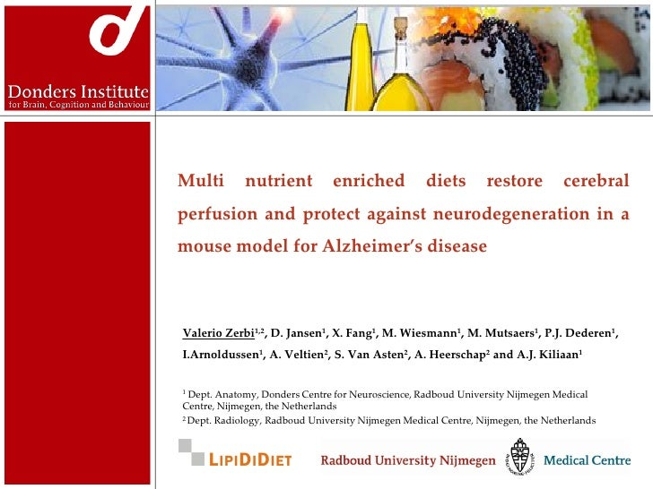 Multi        nutrient           enriched           diets        restore          cerebralperfusion and protect against neu...