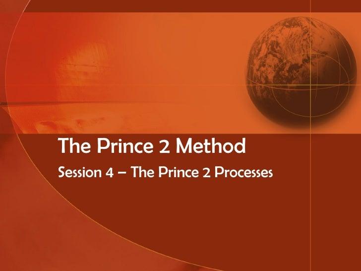 Prince 2 Pt 8