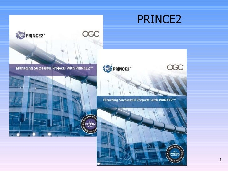 Prince2 Methodology