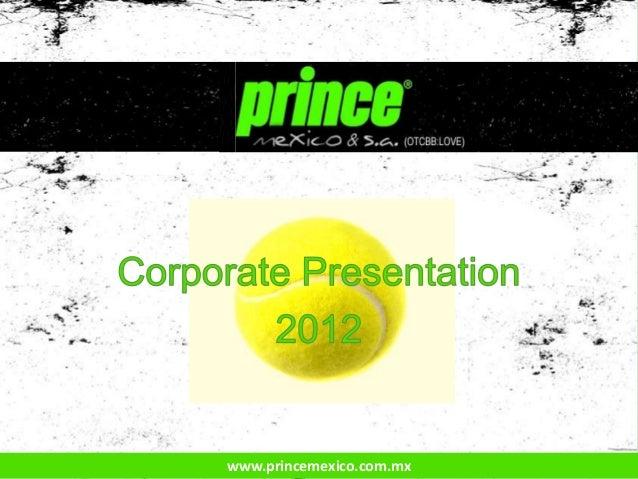 www.princemexico.com.mx