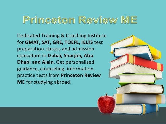 Dedicated Training & Coaching Institutefor GMAT, SAT, GRE, TOEFL, IELTS testpreparation classes and admissionconsultant in...