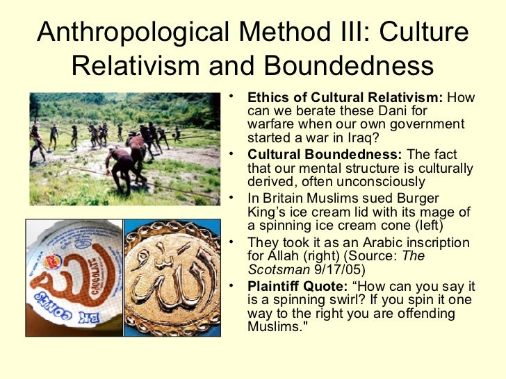 cultural relativism is it positive Compare moral relativism and cultural relativism  observational relativism  holds that, as an observable fact, the views about good and bad,.