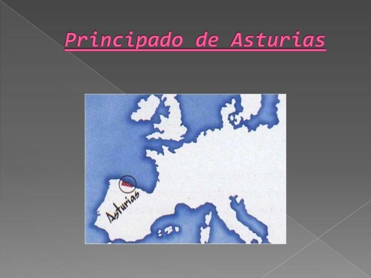 Principado de Asturias<br />