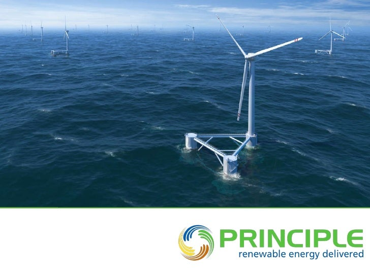 G.E.T. Smart - Smart Renewables: Principal Power Presentation