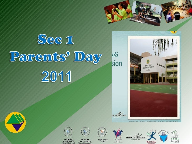 Principal's Talk for Sec 1 Parents (jan 2011)